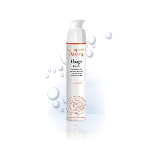 Восстанавливающий крем от морщин для сухой кожи Элюаж, 30мл (Avene, Eluage) дерматофиты кожи