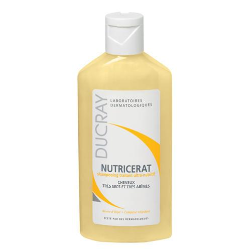 цена на Нутрицерат Сверхпитательный шампунь 125 мл (Ducray, Сухие волосы)