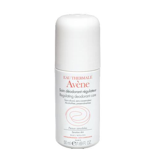 Регулирующий роликовый дезодорант 50 мл (Avene, Sensibles) day control ecocert роликовый дезодорант для чувствительной кожи