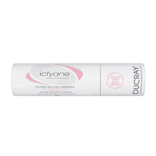 Фото - Стик для губ Иктиан 3 гр (Ducray, Сухая кожа) защитное увлажняющее молочко для тела иктиан 400 мл ducray сухая кожа