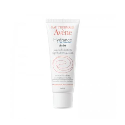 Avene Увлажняющий крем для нормальной и смешанной кожи Гидранс Оптималь Лежер 40 мл (Hydrance)
