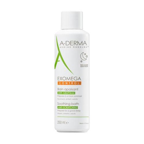 A-Derma Экзомега Control Смягчающее средство для ванны 250 мл (A-Derma, Exomega Control)