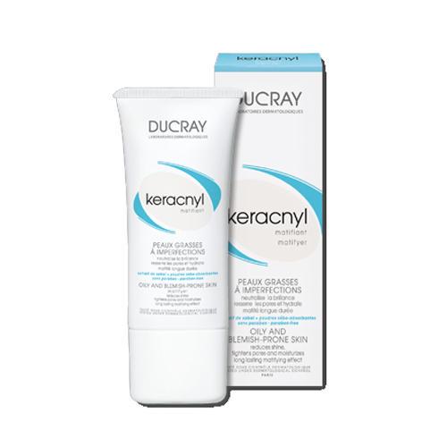 Ducray Керакнил Матирующая эмульсия, 30 мл (Проблемная кожа лица)