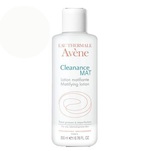 Avene Очищающий матирующий лосьон Клинанс 200 мл (Avene, Cleanance) avene очищающий гель клинанс 200 мл avene cleanance