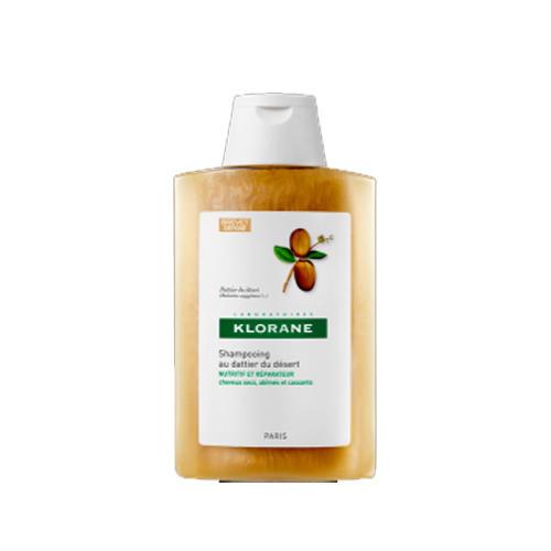 Питательный шампунь с маслом финика пустынного 200 мл (Klorane, Dry Hair) где купить шампунь klorane
