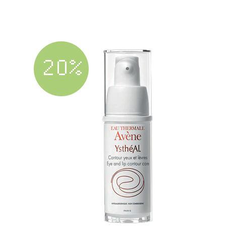Истеаль крем от морщин для контура глаз и губ 15 мл (Ystheal) от Pharmacosmetica
