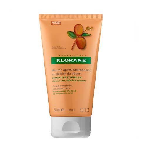 Питательный бальзамс маслом Финика пустынного 150 мл (Klorane, Dry Hair) цена