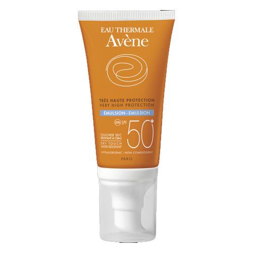 Avene Солнцезащитная эмульсия SPF 50+, 50 мл (Suncare)
