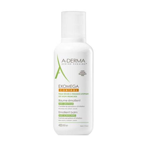 A-Derma Экзомега Control Смягчающий бальзам 400 мл (A-Derma, Exomega Control)