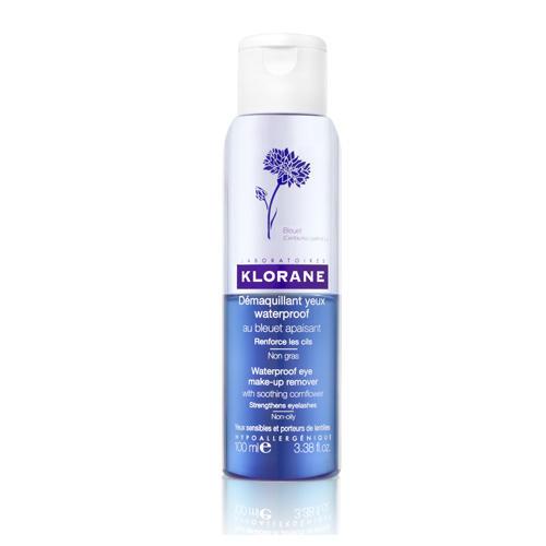 цены Двухфазный лосьон для снятия водостойкого макияжа с глаз 100 мл (Klorane, Eye Care Range)