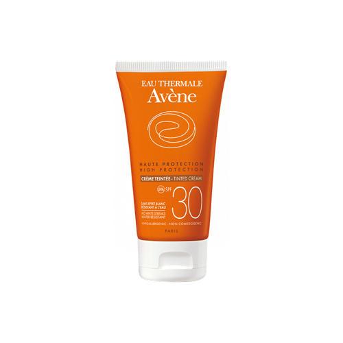 Avene Солнцезащитный крем с тонирующим эффектом SPF 30, 50 мл (Фотозащитные средства)