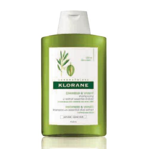 Шампунь с экстрактом оливы, 200 мл (Klorane, Aging Hair) где купить шампунь klorane