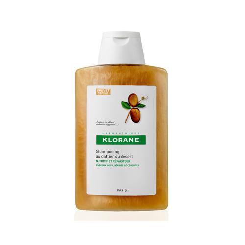 Klorane Питательный шампунь с маслом финика пустынного 400 мл (Dry Hair)