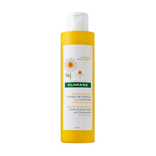 Klorane klorane крем блеск highlights с ромашкой для светлых волос 150 мл