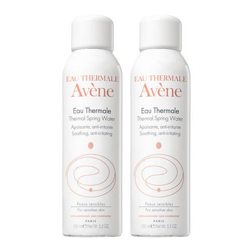 Avene Набор Термальная вода 150 мл х 2 шт. (Avene, Eau Thermale Avene) avene термальная вода 50 мл