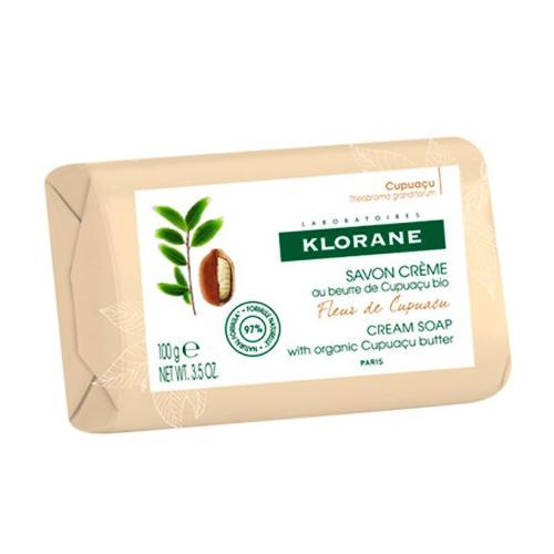Klorane Мыло Цветок Купуасу 100 г (Klorane, Body care) боди patrizia pepe patrizia pepe pa748ewoml56