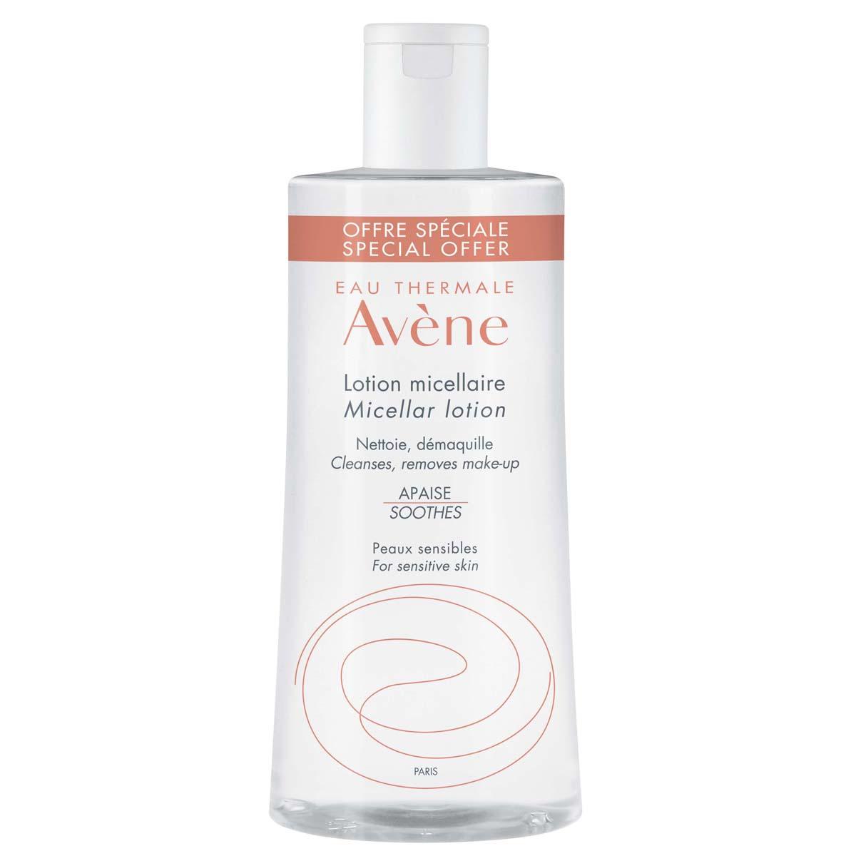 Avene Очищающий мицеллярный лосьон, 500 мл (Avene, Sensibles)