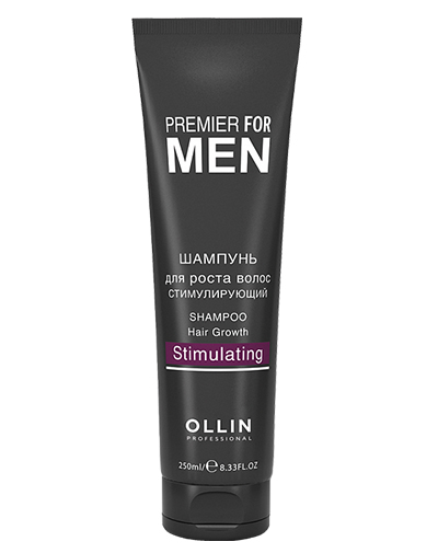 Купить Ollin Professional Стимулирующий шампунь для роста волос 250 мл (Ollin Professional, Уход за волосами), Россия