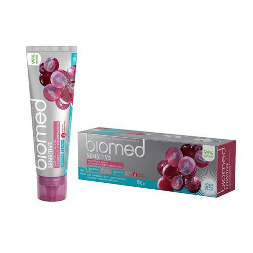 BioMed Сенситив зубная паста 100 мл (Splat, Biomed) цены