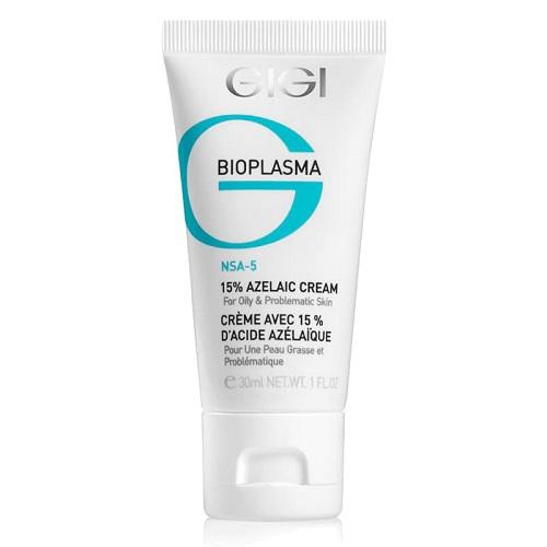 Крем с азелаиновой кислотой 15 30 мл (GIGI, Bioplasma) купить крем gigi в интернет магазине