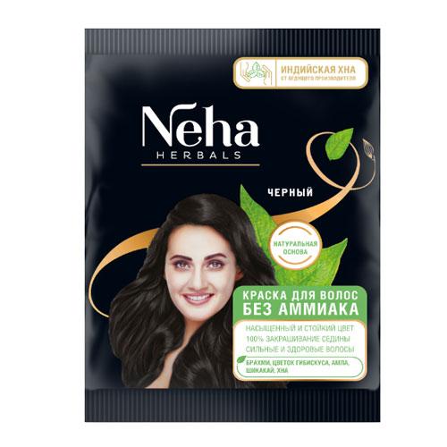 Купить Himalaya Herbals Краска для волос без аммиака Neha Herbals, 20 г (Himalaya Herbals, Окрашивание), Индия