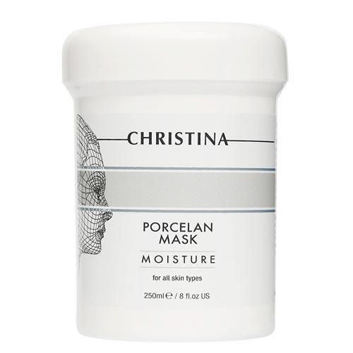 Christina Увлажняющая маска Порцелан для всех типов кожи 250 мл (Masque)