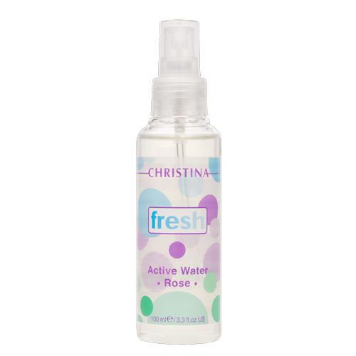 Fresh-Active Rose Water �������� ������� ���� ��� ������� ���� 100 �� (Fresh) (Christina)