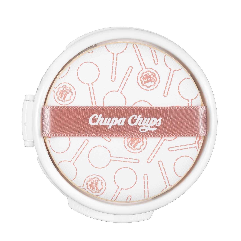 Купить Chupa Chups Сменный блок для тональной основы-кушона, 14 г (Chupa Chups, Для лица), Южная Корея
