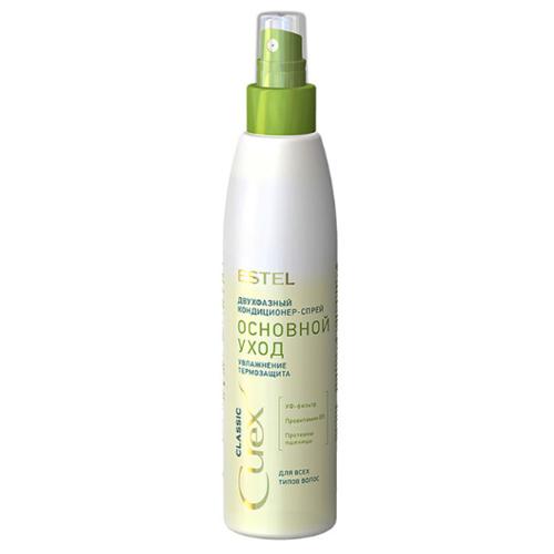 Купить Estel Двухфазный кондиционер-спрей Основной уход для всех типов волос 200 мл (Estel, Curex Classic), Россия
