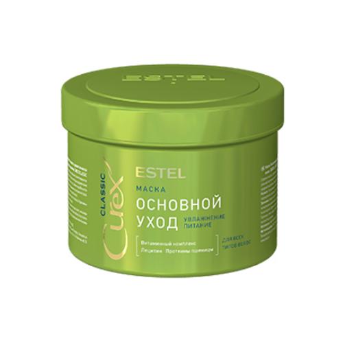 Купить Estel Маска Основной уход для всех типов волос 500 мл (Estel, Curex Classic), Россия