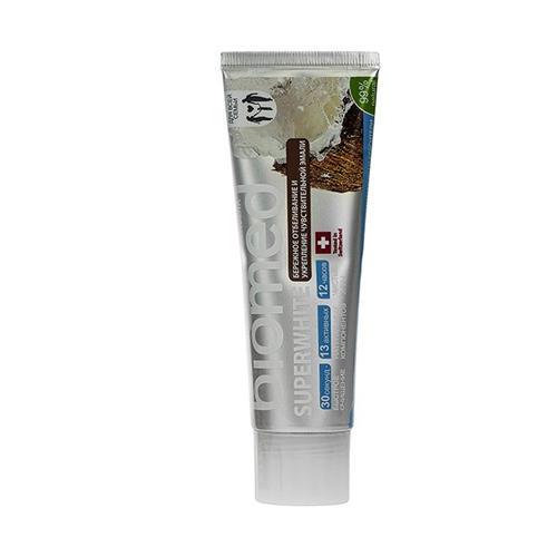 Супервайт Зубная паста 100 мл (Biomed) (Splat)
