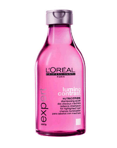 Люмино Контраст Шампунь-сияние для мелированных волос 250 мл (Lumino Contrast) (Loreal Professionnel)