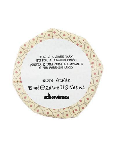 Купить Davines Воск блеск для глянцевого финиша, 75 мл (Davines, Средства для укладки), Италия