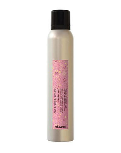 Мерцающий спрей More Inside для исключительного блеска волос Shimmering Mist, 200 мл (Davines, Средства для укладки) davines пластичная паста more inside для объемного невидимого стайлинга 125 мл
