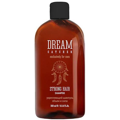 Шампунь укрепляющий Объем и сила Strong Hair Shampoo, 300 мл (Dream catcher, Уход) sexy hair sexy hair набор шампунь и кондиционер для объема 300 мл 300 мл