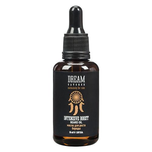 Масло для роста бороды Intensive Boost Beard Oil, 55 мл (Dream catcher, Уход) миноксидил kirkland 6 флаконов 5% для роста бороды