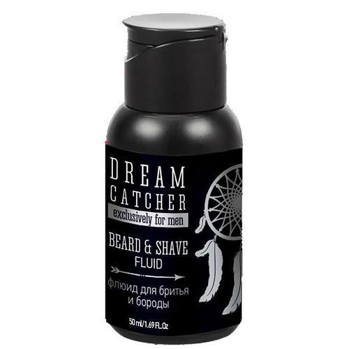Универсальный флюид для бритья и бороды BeardShave Fluid, 50 мл (Dream catcher, Уход)