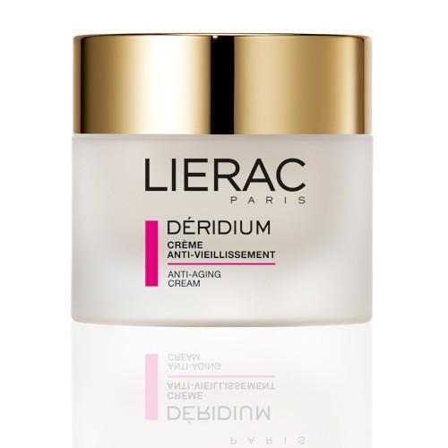 Крем от морщин для нормсмеш кожи Деридиум 50 мл (Lierac, Deridium) крем для лица lierac deridium питательный 50 мл коррекция морщин для сухой и очень сухой кожи