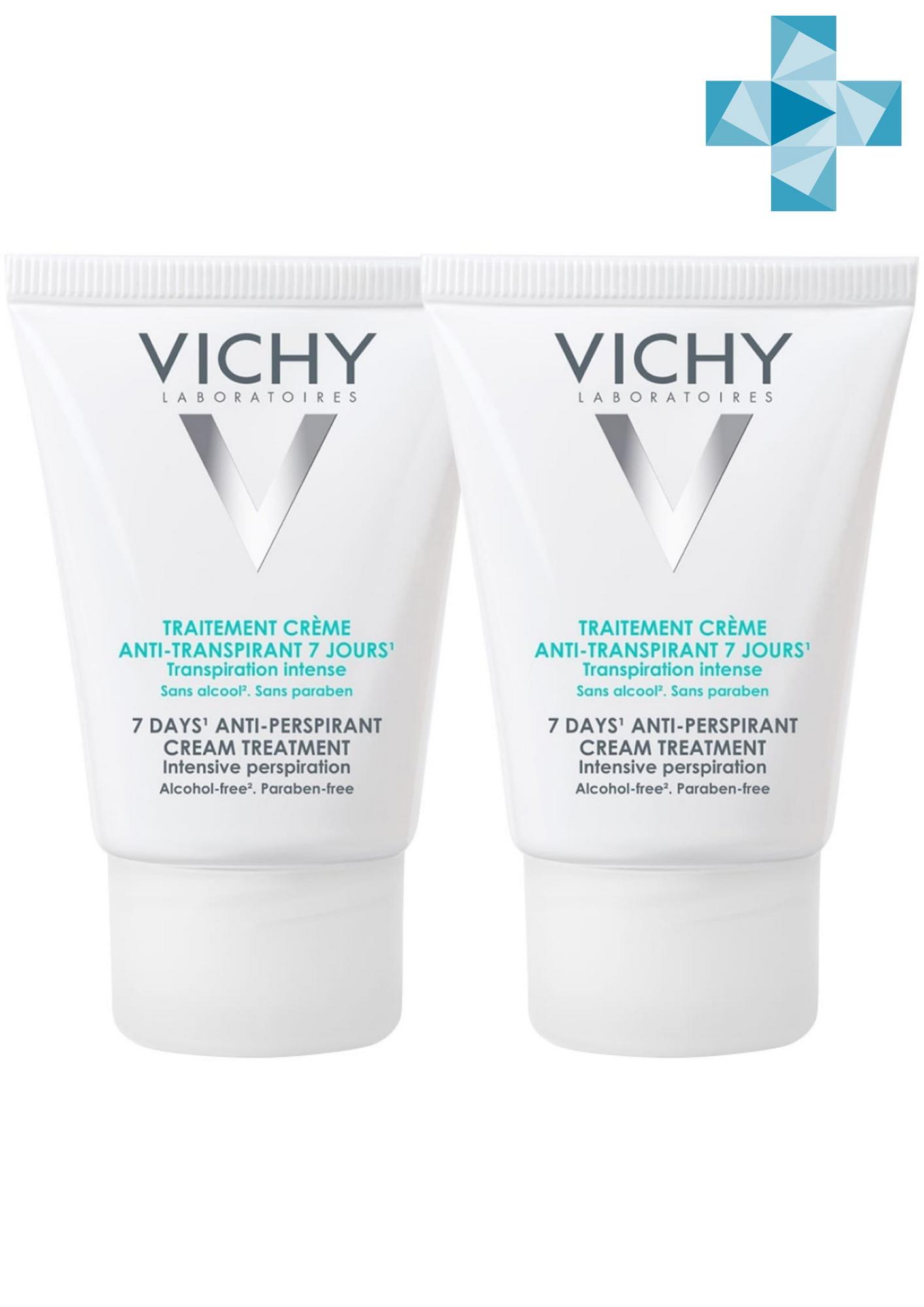 Vichy Комплект Дезодорант- крем