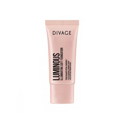 Тональный крем Luminous 25 ml (Divage, Тональная основа) тональное средство divage divage di038lwjbq37