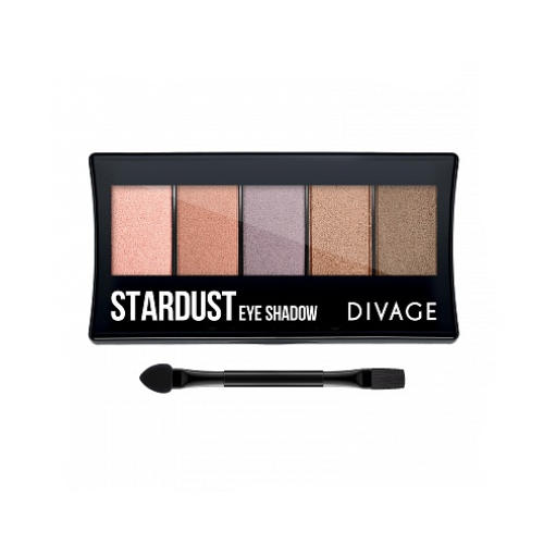 Divage Палетка Теней Для Век Palettes Eye Shadow Stardust (Divage, Тени) палетка теней для бровей еyebrow shadow