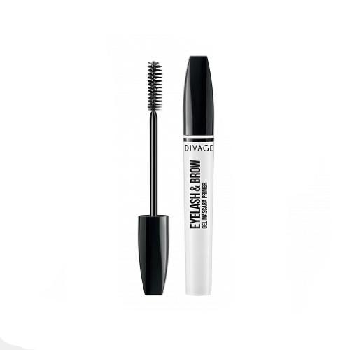 Основа под макияж ресниц и бровей eyelash brow mascara (Divage, Брови) jiaocan 7011 eyelash super volumizing mascara combination