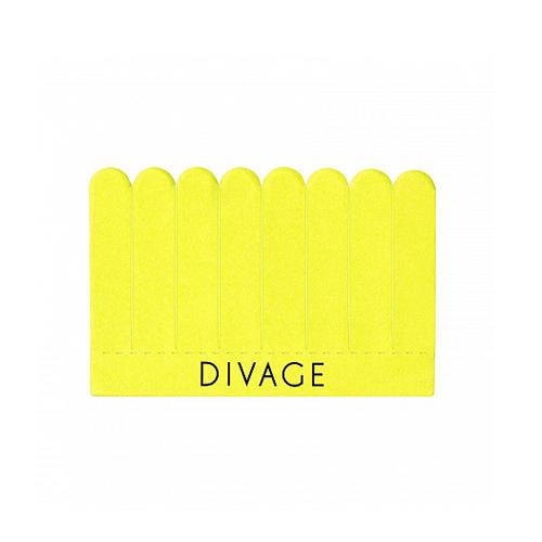 Набор пилочек отрывных 8 в 1 (Divage, Ногти)