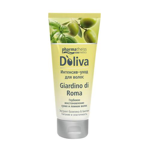Интенсивуход для волос 100 мл (Doliva, Уход за волосами) d oliva