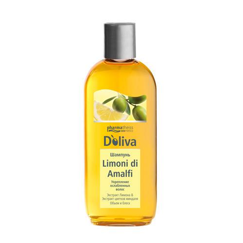 Купить D`oliva Шампунь для укрепления ослабленных волос, 200 мл (D`oliva, Уход за волосами), Германия