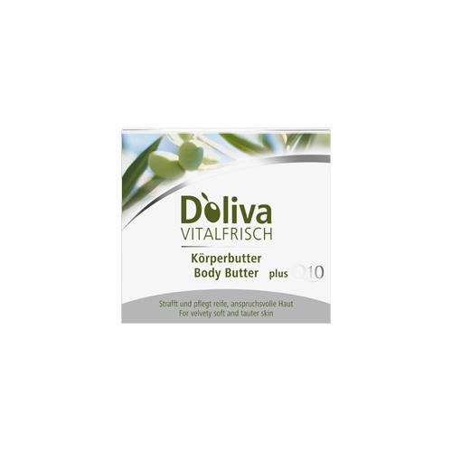 D`oliva Крем-масло для тела 200 мл (Vitalfrisch plus Q10)