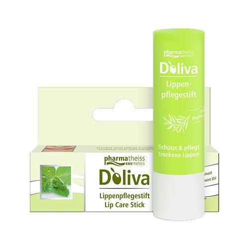 бальзам для губ d'oliva