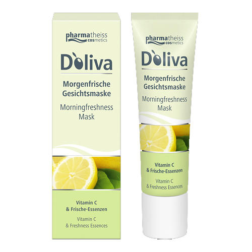 Маска утренняя освежающая, 30 мл (Doliva, Маски для лица) увлажняющая маска для лица 7 5 мл х 2 doliva маски для лица