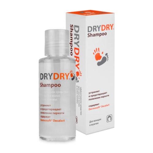 Шампунь от перхоти 100 мл (Dry Dry, Dry Dry) шампунь resche цена