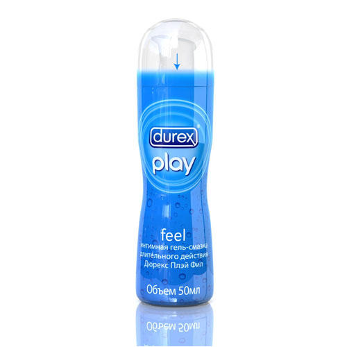 Дюрекс плэй фил гельлубрикант длительного действия 50мл (Durex, Гельсмазка) play heat с согревающим эффектом интимная гельсмазка 50 мл durex гельсмазка